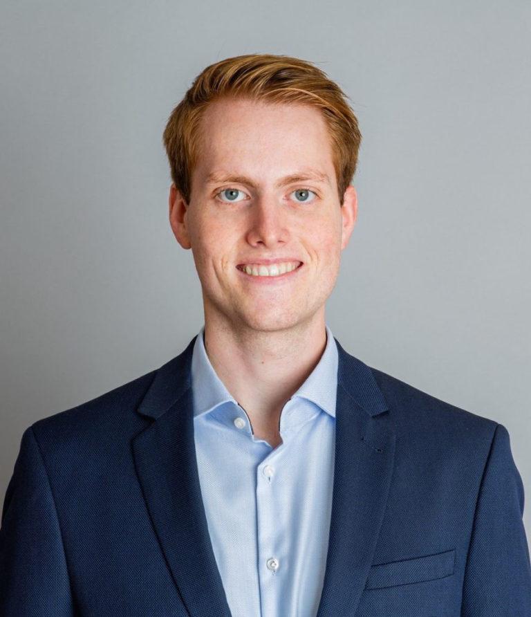 Liron Hoffmann, CEO von Heinrich Heine Consulting