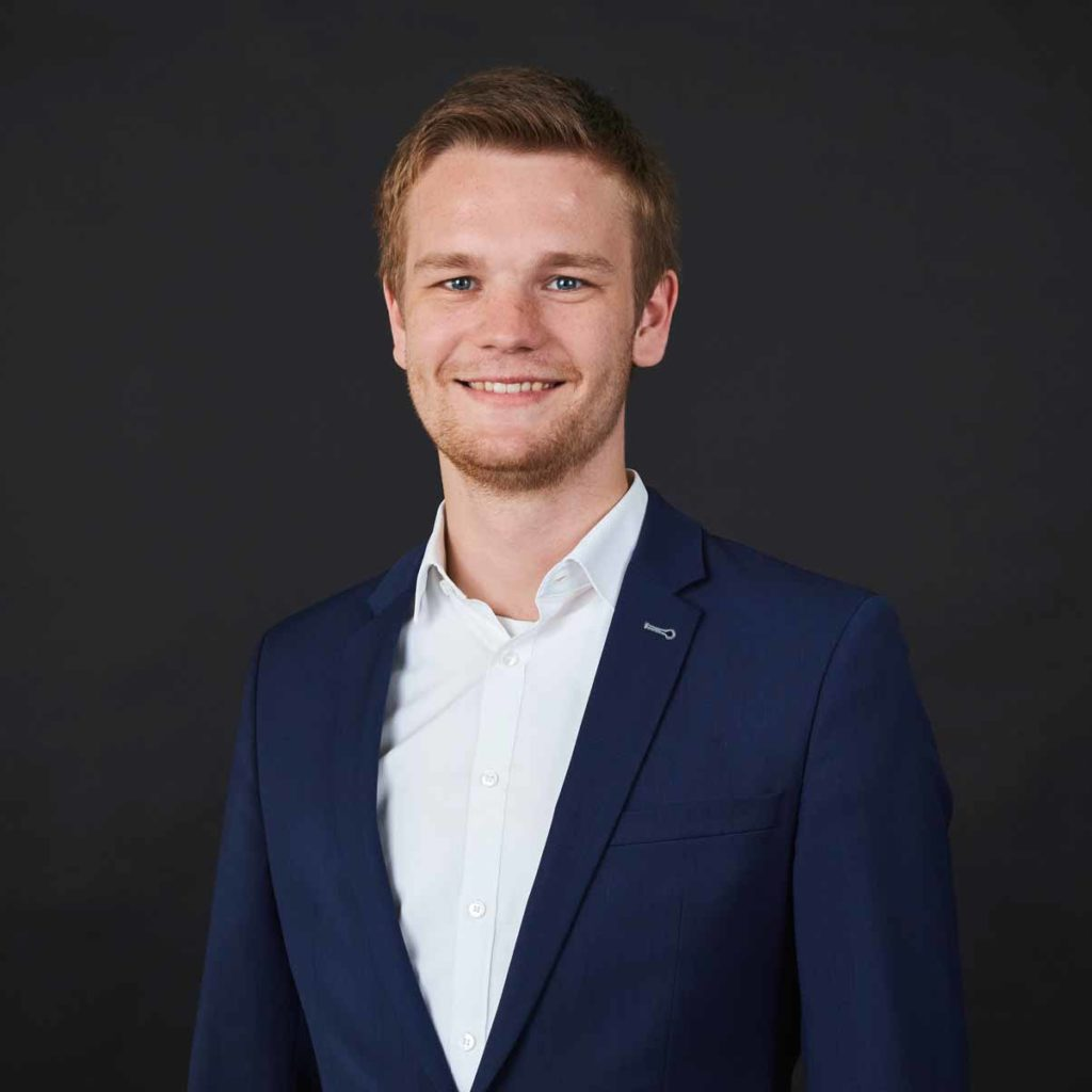 erster Vorstand Felix Mausberg
